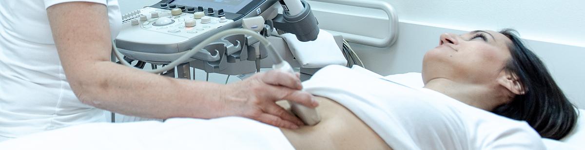 Ultrazvočni pregled trebušnih organov